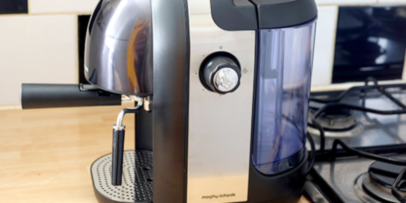 Review of Morphy Richards 172004 Accents Espresso Coffee Maker