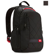Case Logic DLBP-114BLACK Laptop Backpack