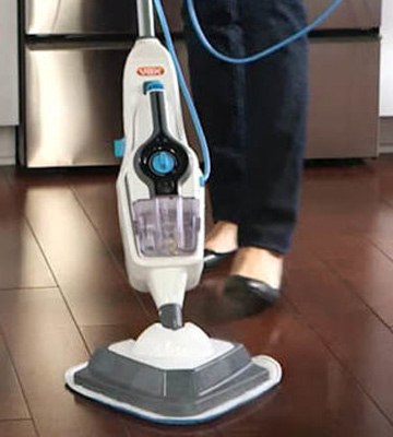 Review of Vax S86-SF-CC Steam Fresh Combi Classic Multifunction Steam Mop