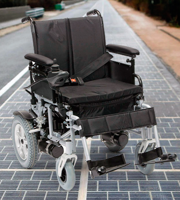 Review of Drive Medical Cirrus Folding powerchair electric wheelchair