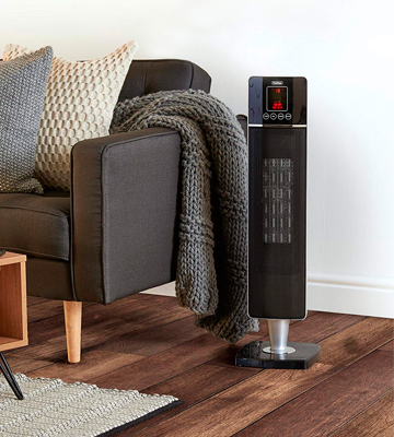 Review of VonHaus 14/041 Oscillating Tower Fan Heater