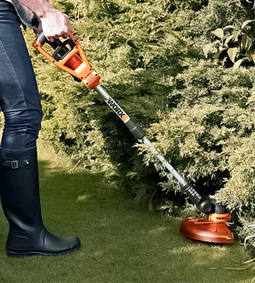 Review of WORX WG118E Corded/Electric Grass Trimmer