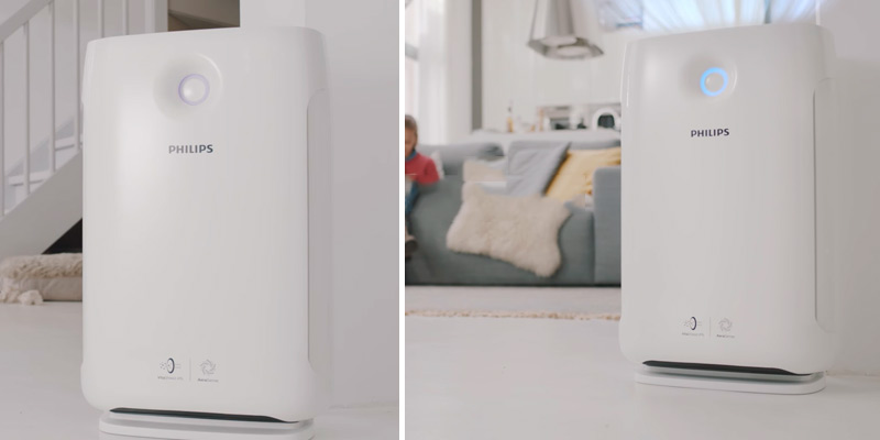 Review of Philips AC2889/60 Series 2000i Connected Air Purifier