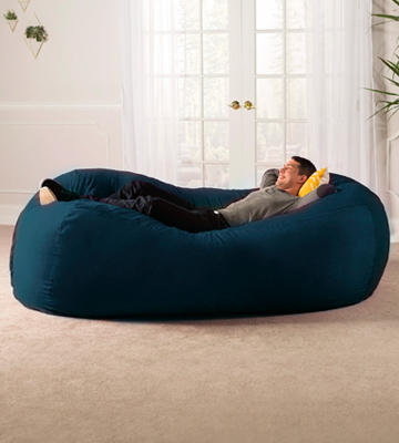 Fantastic 5 Best Bean Bag Beds Reviews Of 2019 In The Uk Dailytribune Chair Design For Home Dailytribuneorg