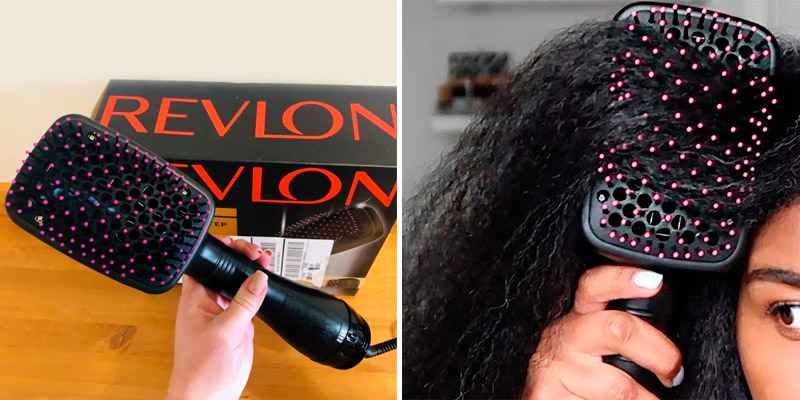 Review of Revlon One Step Hair Dryer and Styler