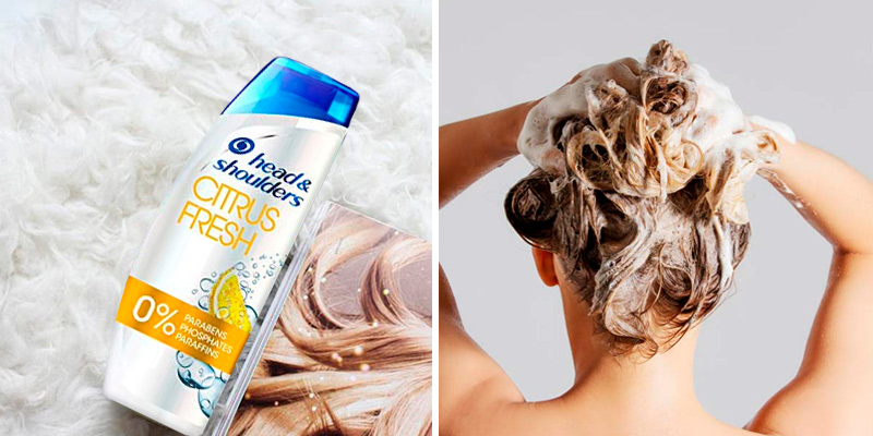 Review of Head & Shoulders Shampoo for Greasy Hair