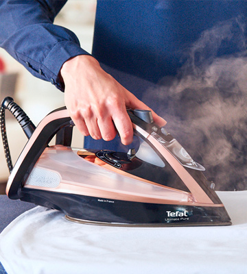 Review of Tefal FV9845 Ultimate Pure Steam Iron