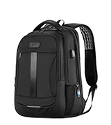 Sosoon Store Laptop Backpack Anti-Theft Business Travel Work Computer Rucksack