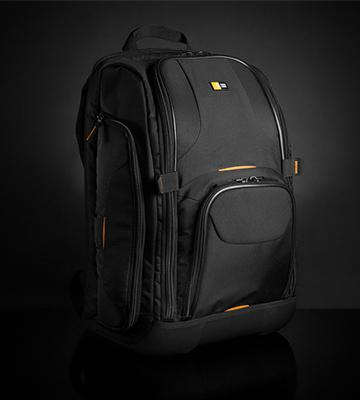 Review of Case Logic SLRC-206 Large Backpack with Extra Lense Storage for SLR Camera