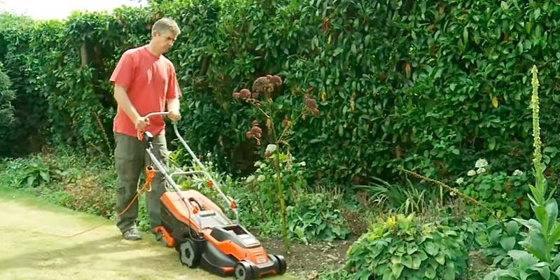 Review of Black and Decker EMAX42I Lawn Mower with 42 cm Cut Intelli Cable