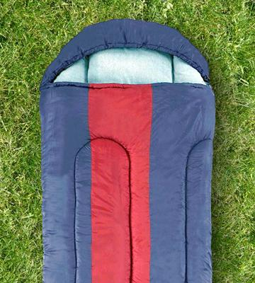 Review of Coleman Hudson Sleeping Bag