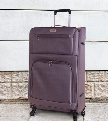 Review of Karabar Extra Large Super Lightweight Suitcase