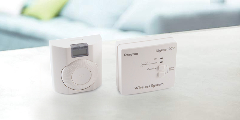 Review of Drayton RF601 Wireless Room Thermostat with Digital Display