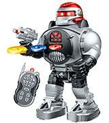 Thinkgizmos Remote Control Robot - Fires Discs, Dances, Talks