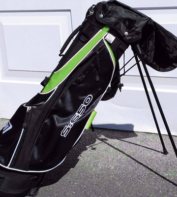 Review of Masters Golf S:650 Stand Bag