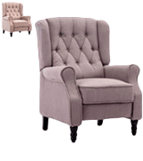More4Homes ALTHORPE Fireside Wing Back Chair