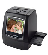 DIGITNOW! Film/Slide scanner 5M/10M Stand alone, 1800DPI high resolution