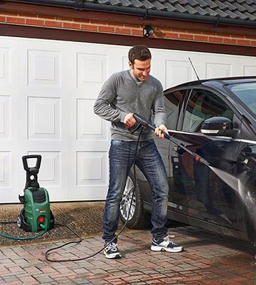 Review of Bosch AQT 37-13 Plus High Pressure Washer
