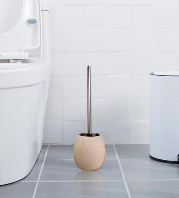 Review of The Contemporary Living Company SAND Toilet Brush