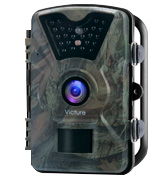 02903f48e98 Victure HC200 IP66 Wildlife Trail Camera Trap 12MP 1080P HD Infrared Cam  with Night Vision
