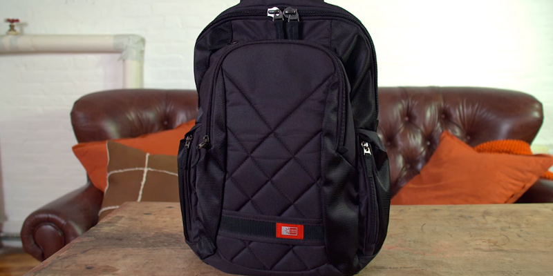 Review of Case Logic DLBP-114BLACK Laptop Backpack