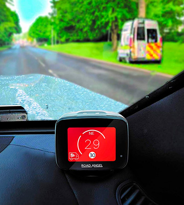 Review of Road Angel Pure Award Winning Speed Camera Detector