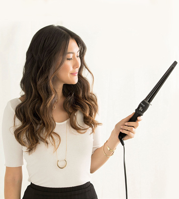 Review of Xtava It Curl Professional Curling Tong