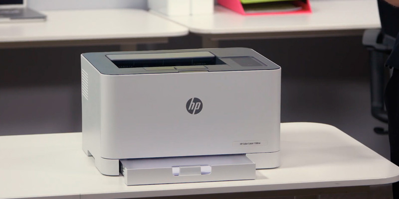 Review of HP 150nw Colour Laser Printer