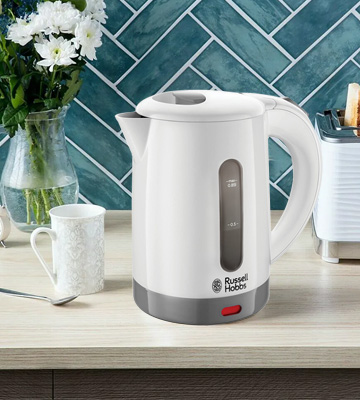 Review of Russell Hobbs 23840 Compact Travel Electric Kettle