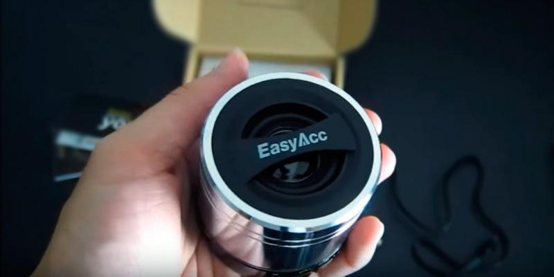 Review of EasyAcc Mini Portable Bluetooth