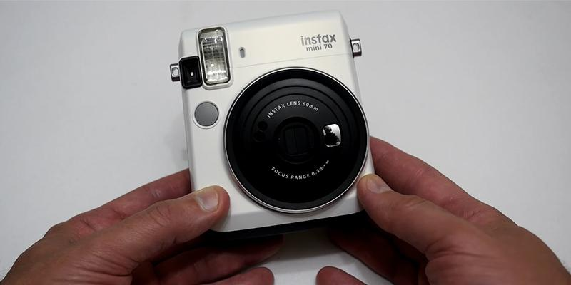 Review of Instax Mini 70 Camera with 10 Shots