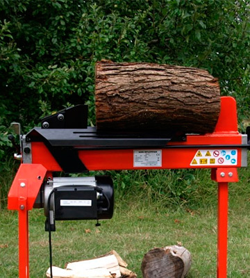Review of Forest Master FM16TW Log Splitter