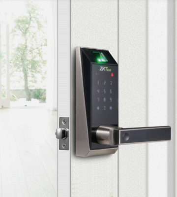 Review of ZKTeco AL20B Smart Lock