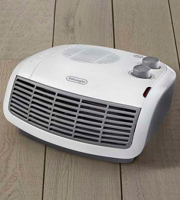 Review of De'Longhi HTF3033 Horizontal Fan Heater