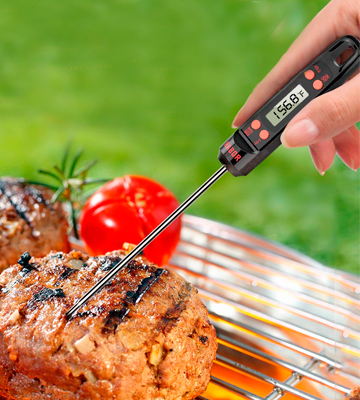 Review of Habor UKAA1 Digital Cooking Thermometer