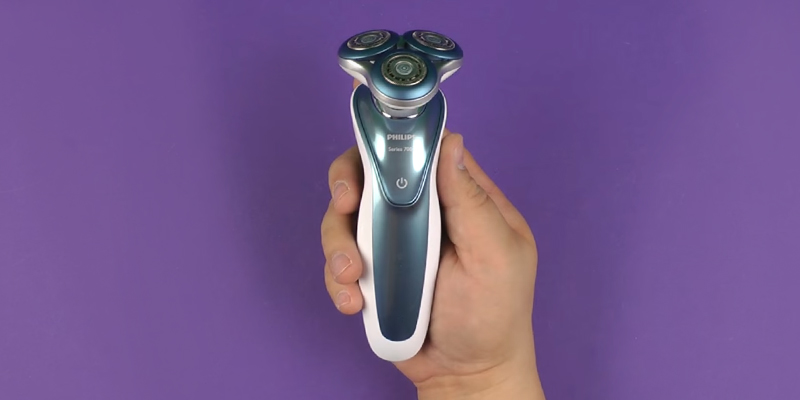 Review of Philips S7370 Series 7000 Wet and Dry Men's Electric Shaver