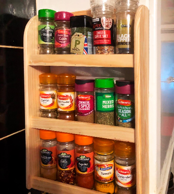 Review of Apollo RB 3-Tier 15 Jars Spice Rack
