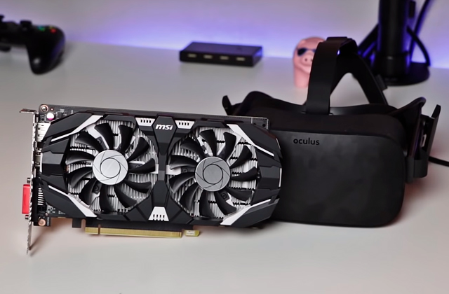 Comparison of Graphics Cards for VR (GPU for VR)