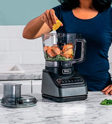 Review of Ninja BN650UK Food Processor with Auto-iQ