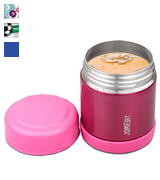 Thermos 056895 FUNtainer Food Flask, Pink, 290 ml