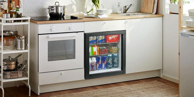 Review of bar@drinkstuff Frostbite Mini Fridge