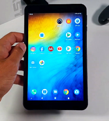 Review of Teclast P80X 8 Inch Android Tablet