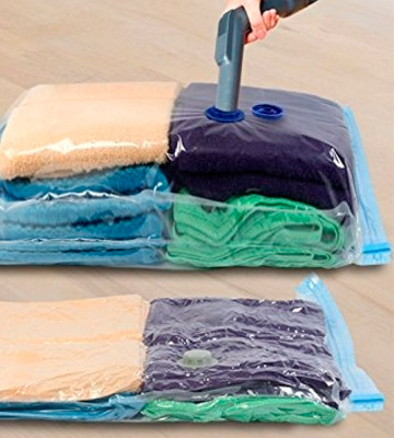 Review of KEPLIN Pack of 6 Vacuum Storage Bags