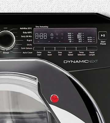 Review of Hoover DXC58BC3 Washing Machine