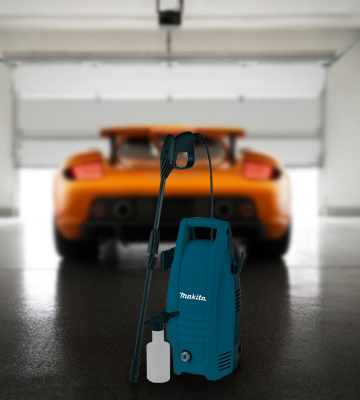 Review of Makita HW101 Compact Pressure Washer, 240 V