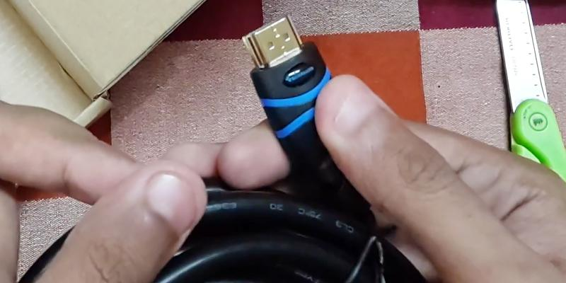 Review of BlueRigger High Speed Micro HDMI to HDMI cable