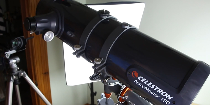 Review of Celestron AstroMaster 31051 Reflector Telescope Motor Drive