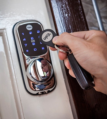 Review of Yale (YD-01) Smart Door Lock