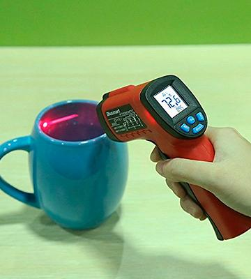 Review of Blusmart A530 Infrared Thermometer