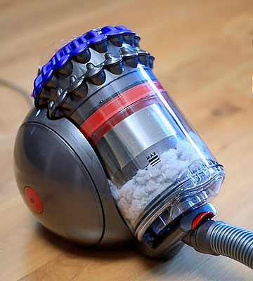 Review of Dyson Big Ball Animal 2 Bagless Cylinder Vacuum Cleaner